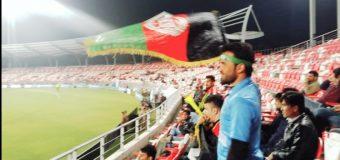 देहरादून के क्रिकेट स्टेडियम में दर्शकों ने लगाये 'पाकिस्तान मुर्दाबाद' के नारे