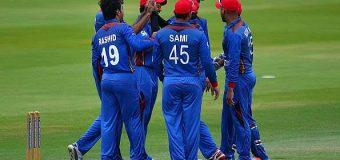 अफगानिस्तान ने आयरलैंड को 5 विकेट से दी मात