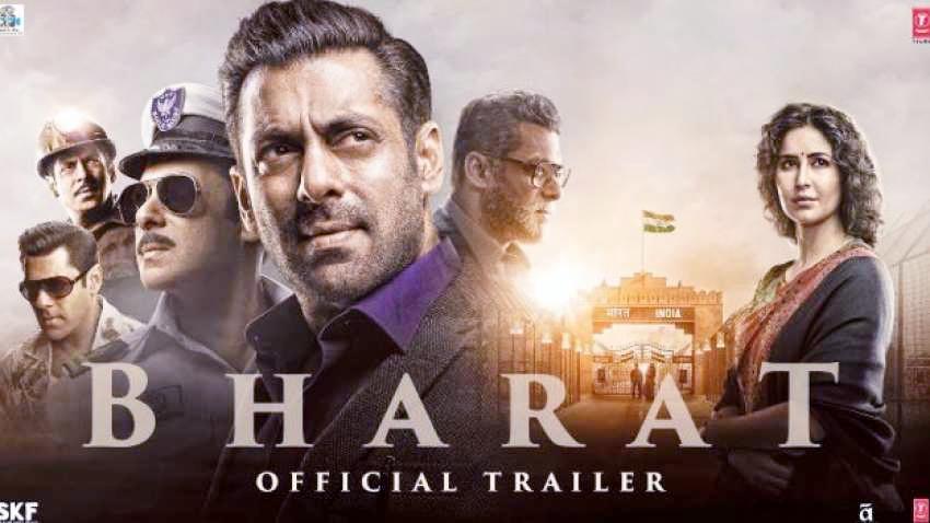 सलमान की फ़िल्म 'भारत' की कमाई में आई गिरावट