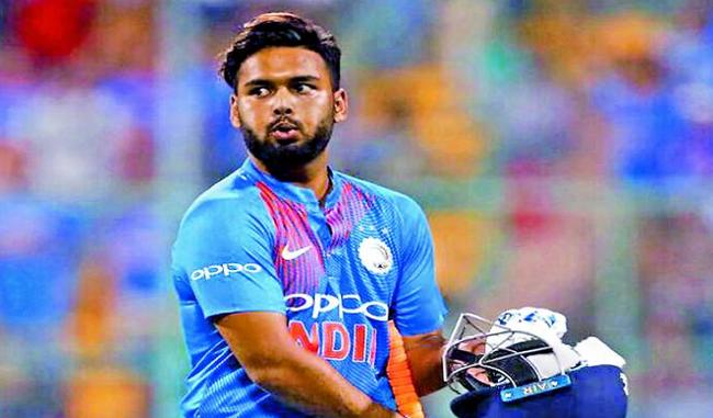 धवन के कवर बन भारतीय टीम से जुड़ेंगे पंत