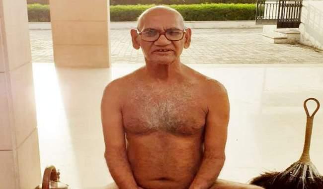 जैन मुनि विश्वनाथ सागर का सड़क दुर्घटना में  निधन