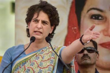 प्रियंका ने कांग्रेस कार्यकर्ताओं से कही ऐसी बात, जानकर रह जायेंगे हैरान