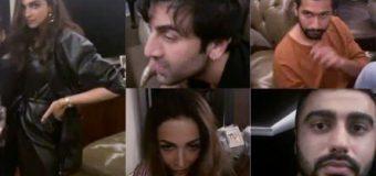 करन जौहर के वीडियो पर लोगों ने किए कमेंट, फ़िल्म स्टार्स की पार्टी का वीडियो किया था वायरल