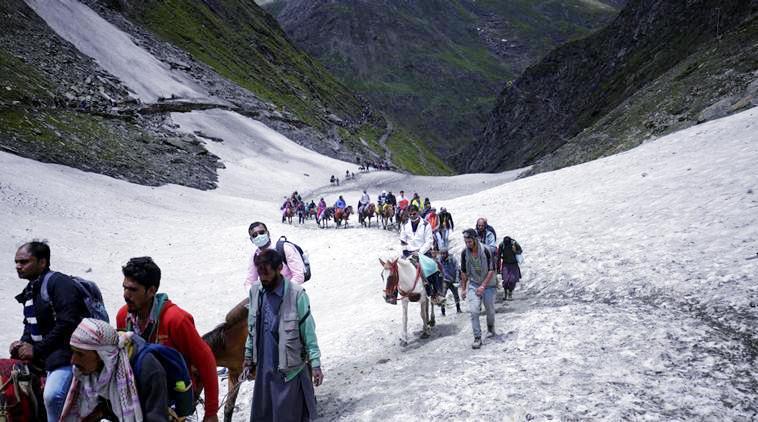 अमरनाथ यात्रा मार्ग पर मिली बारूदी सुरंग, पढ़ें पूरी खबर