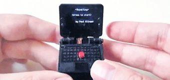 अमेरिका के इंजीनियर ने सात दिन में बनाया दुनिया का सबसे छोटा लैपटॉप