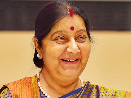 सुषमा स्वराज ने बॉलीवुड को दिया था इंडस्ट्री का दर्जा
