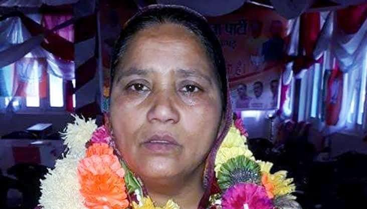 महिलाओं के लिए प्रेरणा स्वरुप थीं सुषमा स्वराज: मुन्नी देवी