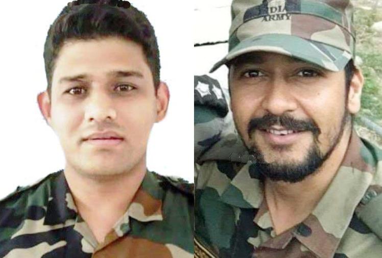 देश के लिए प्राण न्योछावर करने वाले शहीद मेजर विभूति को मरणोपरांत शौर्य चक्र, शहीद चित्रेश को सेना मेडल का सम्मान