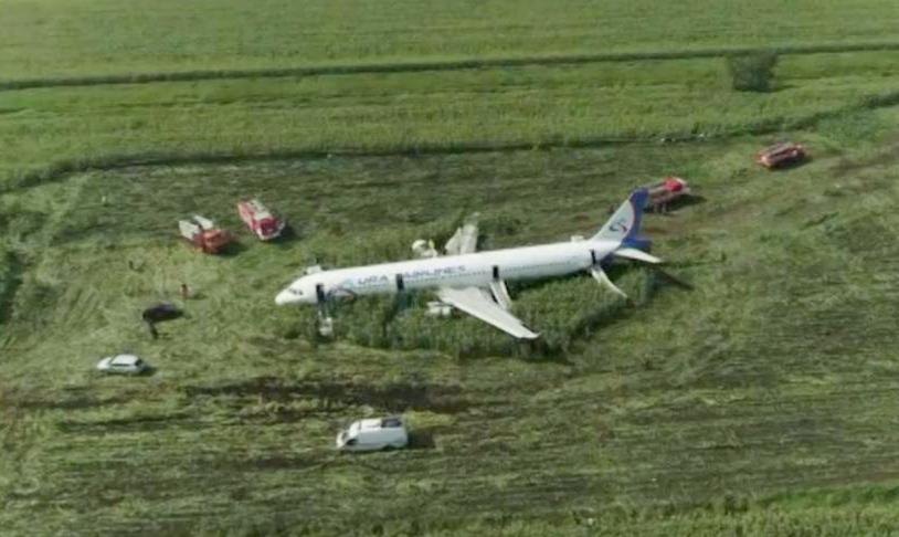 प्लेन के इंजन में फंसे पक्षी, पायलट ने ऐसे बचाईं 233 जानें