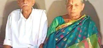 74 साल की बुज़ुर्ग महिला ने दिया जुड़वां बच्चियों को जन्म