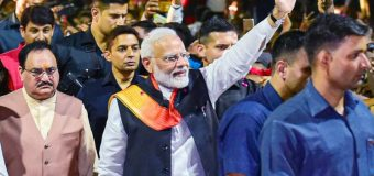 दुनिया की नजरों में बढ़ा भारत का मान : मोदी
