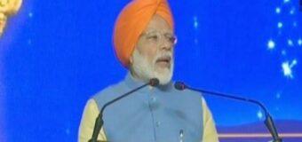 करतारपुर कॉरिडोर: मोदी ने कहा- इमरान खान नियाजी को धन्यवाद देता हूं