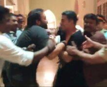 फ़िल्म के सेट पर अक्षय कुमार ने की रोहित शेट्टी से मारपीट, पढ़िये पूरी खबर