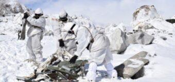 हिमस्खलन में सेना के 4 जवानों समेत 6 की मौत