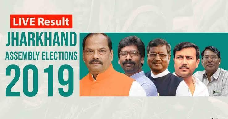 झारखंड चुनाव में बीजेपी को वापसी की उम्मीद, सभी की निगाहें रिजल्ट पर टिकीं