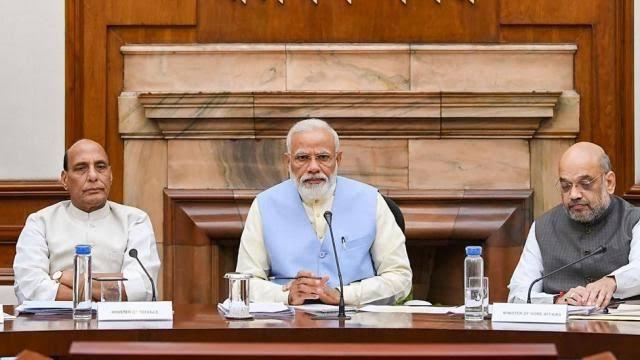 BREAKING NEWS: मोदी कैबिनेट ने नागरिकता संशोधन बिल को दी मंजूरी