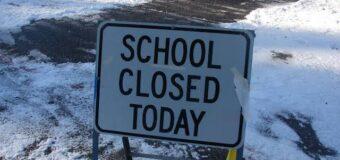 खराब मौसम की वजह से कल यहाँ बन्द रहेंगे स्कूल