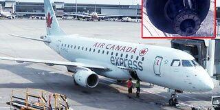 उड़ान भरते ही निकला विमान का पहिया, जानिए आगे क्या हुआ