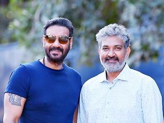 राजामौली के निर्देशन में बन रही भारत की सबसे महंगी फिल्म में नज़र आएंगे अजय देवगन