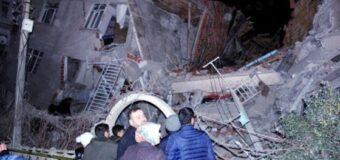 तुर्की के एलाजिग प्रांत में 6.8 तीव्रता का भूकंप, 18 लोगों की मौत