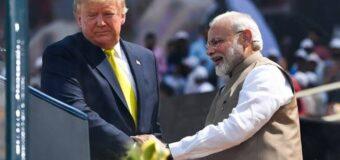 अमेरिकी राष्ट्रपति ट्रम्प ने की प्रधानमंत्री मोदी की तारीफ, कही ये बात