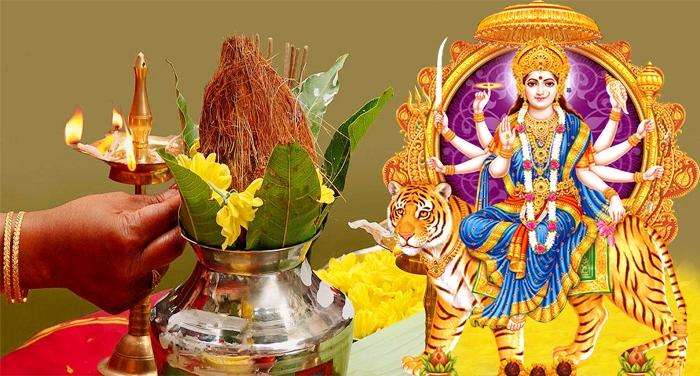 चैत्र नवरात्रि में जम्मू से मदुरै तक माता मंदिरों में भक्तों पर रोक