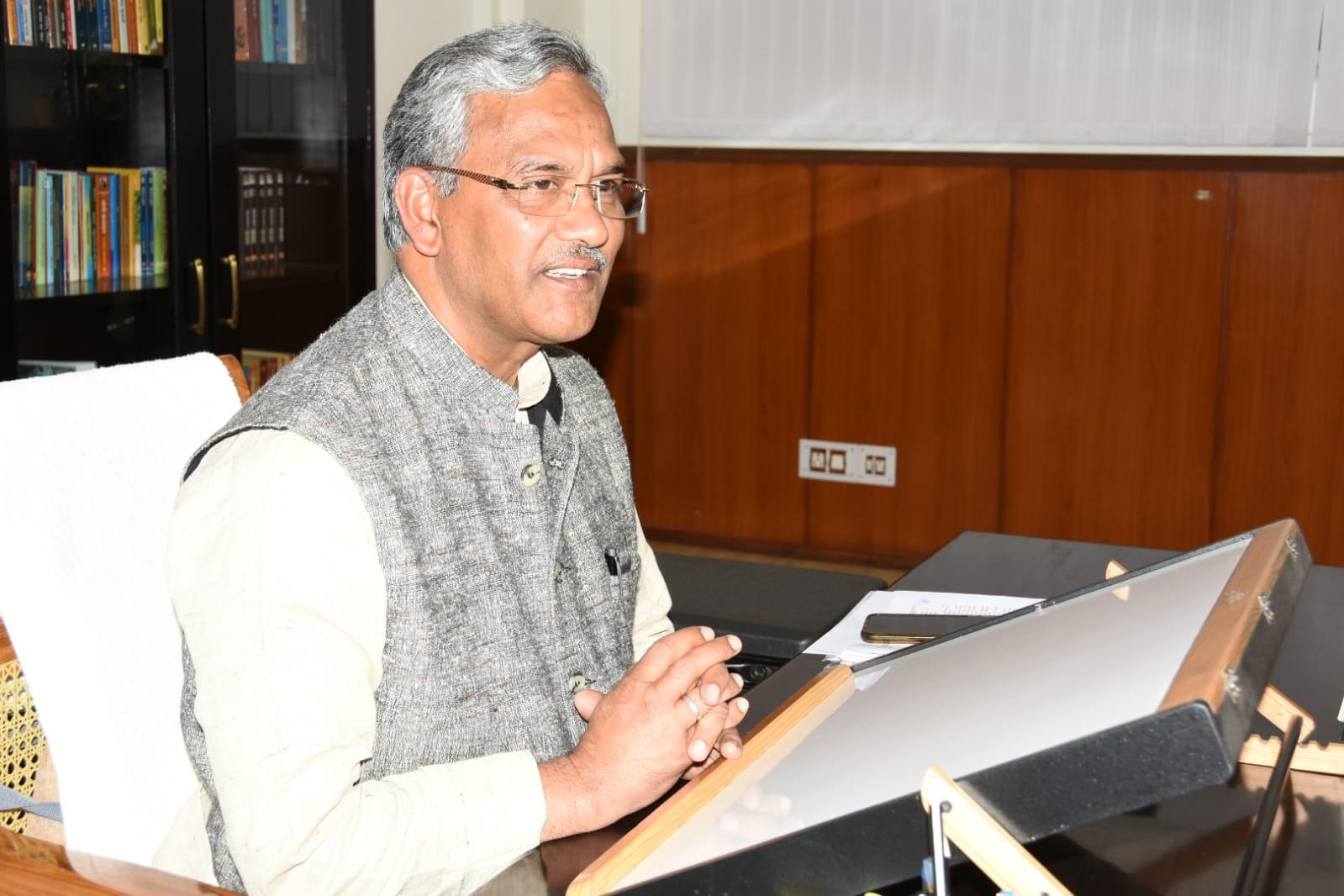 मुख्यमंत्री ने कहा- ज़रूरतमंदों को तत्काल सहायता उपलब्ध कराई जाए