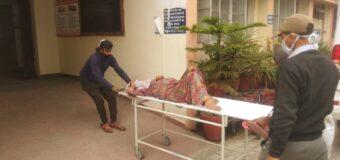 लॉकडाउन में प्रसव पीड़ा से करहा रही गर्भवती को पुलिस ने पहुंचाया अस्पताल, जानिए पूरा मामला