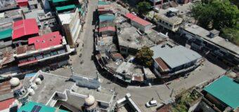 लॉकडाउन में ड्रोन कैमरे से शहर की निगरानी कर रही देहरादून पुलिस