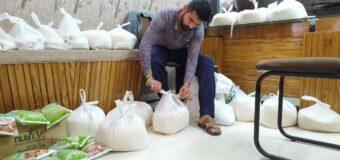 मुसीबत की इस घड़ी में जरूरतमंदों को राहत पहुंचा रहे हैं जनसेवी हिमांशु शर्मा