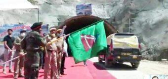 उत्तराखंड में 440 मीटर लंबी टनल तैयार होने पर मुख्यमंत्री ने केंद्रीय मंत्री गड़करी का आभार व्यक्त किया
