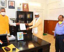 मुख्यमंत्री ने दिया आश्वासन, संत शिरोमणि रविदास एवं महर्षि वाल्मिकी के पवित्र स्थानों का होगा सौन्दर्यीकरण