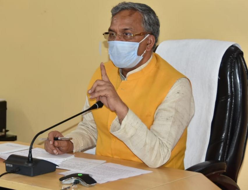 उत्तराखंड के कोरोना संक्रमित की मृत्यु पर आश्रित को 1 लाख रूपये की सहायता राशि देगी राज्य सरकार: मुख्यमंत्री