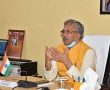 मुख्यमंत्री त्रिवेन्द्र के निर्देश पर कोविड-19 की टेस्टिंग क्षमता बढ़ाने के लिए 11.25 करोड़ रूपए स्वीकृत