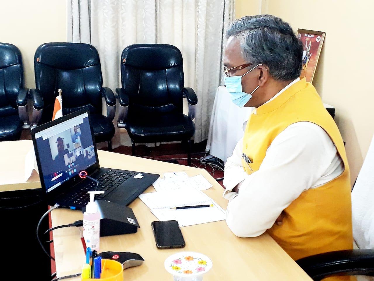 उत्तराखंड में सालभर पर्यटन के लिए एक्शन प्लान बनाने के मुख्यमंत्री ने दिये निर्देश