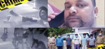 गाजियाबाद में पत्रकार की हत्या, छेड़छाड़ का किया था विरोध