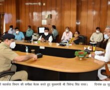 मुख्यमंत्री त्रिवेंद्र ने सतर्कता विभाग की समीक्षा बैठक के दौरान अधिकारियों को दिए ये आदेश