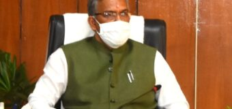 मुख्यमंत्री त्रिवेंद्र ने अधिकारियों को उद्योगों की समस्याओं का समयबद्धता से निस्तारण करने के दिये निर्देश