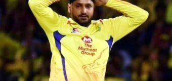 टूर्नामेंट से बाहर हुए चेन्नई सुपरकिंग्स के खिलाड़ी हरभजन सिंह, जानिए पूरा मामला