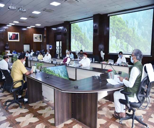 उत्तराखंड कैनिबेट की बैठक में लिए गए महत्वपूर्ण निर्णय, इन फैसलों पर लगी मुहर