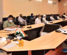 केन्द्रीय जल शक्ति मंत्री ने मुख्यमंत्री के साथ की जल जीवन मिशन योजना की समीक्षा
