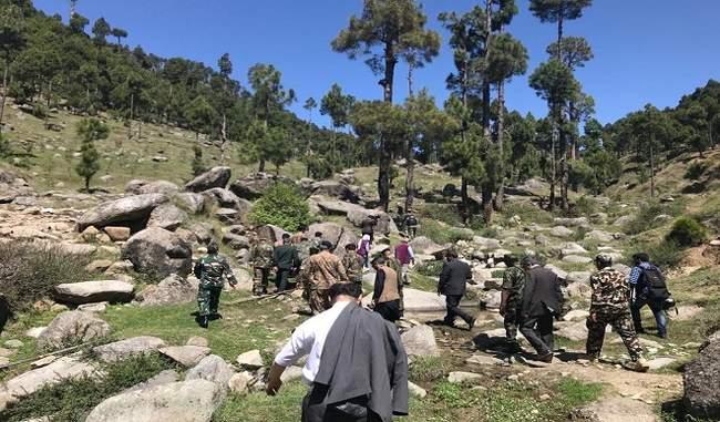 पाकिस्तानी सेना ने अंतरराष्ट्रीय मीडिया को दिखाया बालाकोट मदरसा
