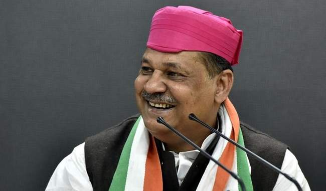 कांग्रेस में शामिल हुए कीर्ति आजाद यहां से लड़ेंगे चुनाव