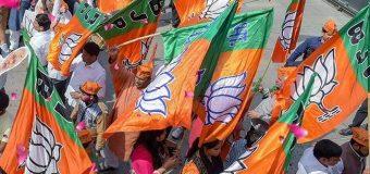 गुजरात में खाता भी नहीं खोल पाई कांग्रेस, सभी सीटों पर भाजपा को बढ़त
