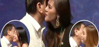 फिलीपींस के राष्ट्रपति ने मंच पर 5 लड़कियों को चूमा, पढ़ें पूरी खबर