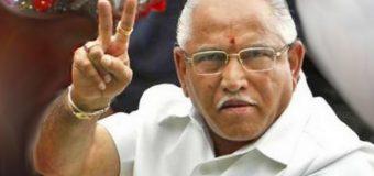 कर्नाटक के मुख्यमंत्री बन सकते हैं येदियुरप्पा!