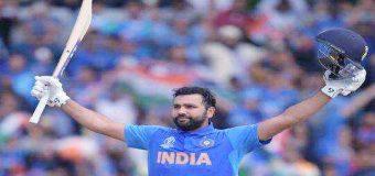 भारत ने श्रीलंका को हराया, रोहित ने बनाया रिकॉर्ड