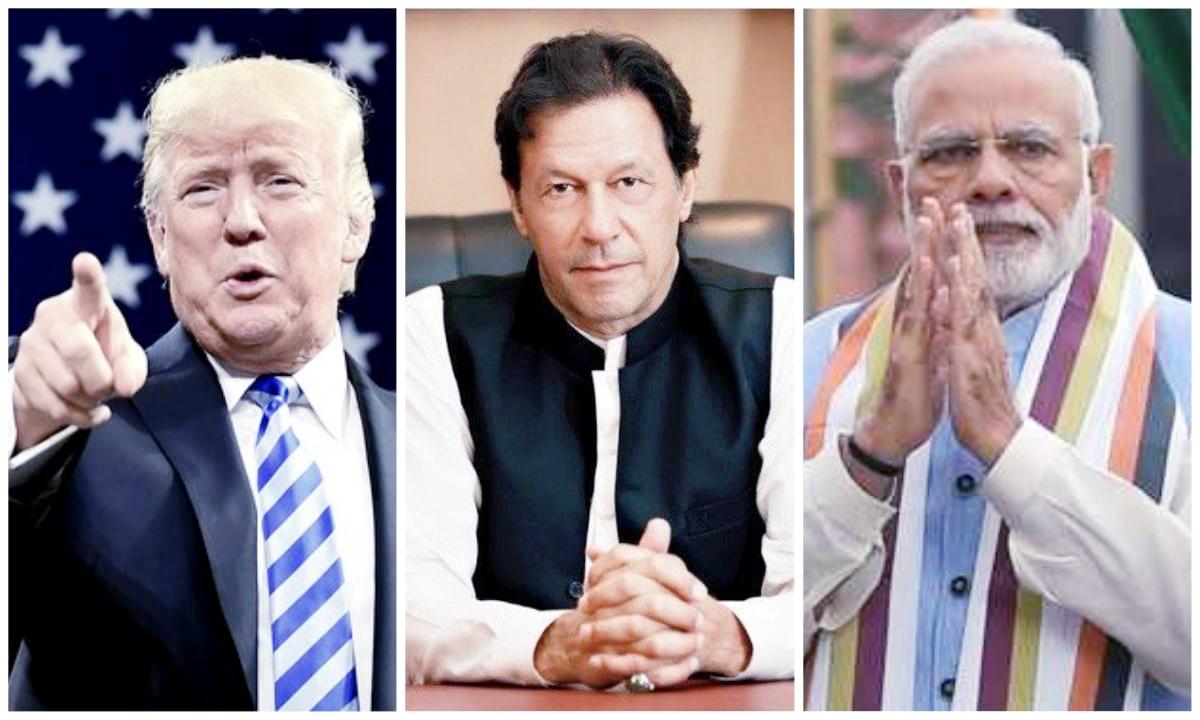 कश्मीर मुद्दे को लेकर अमेरिकी विदेश विभाग ने किया ट्रम्प के बयान का बचाव