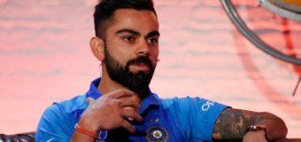 कोहली ने आईसीसी को 'प्लेऑफ' लाने का दिया सुझाव