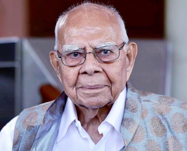 BREAKING: पूर्व केंद्रीय मंत्री एवँ मशहूर वकील राम जेठमलानी का लंबी बीमारी के बाद निधन